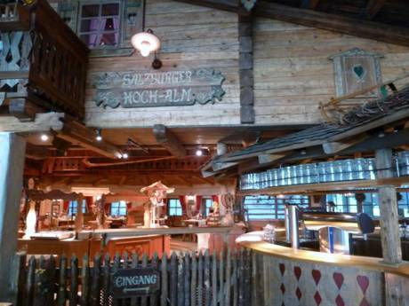 Hütten, Bergrestaurants Deutschland – Bergrestaurants, Hütten Neuss – Jever Fun Skihalle